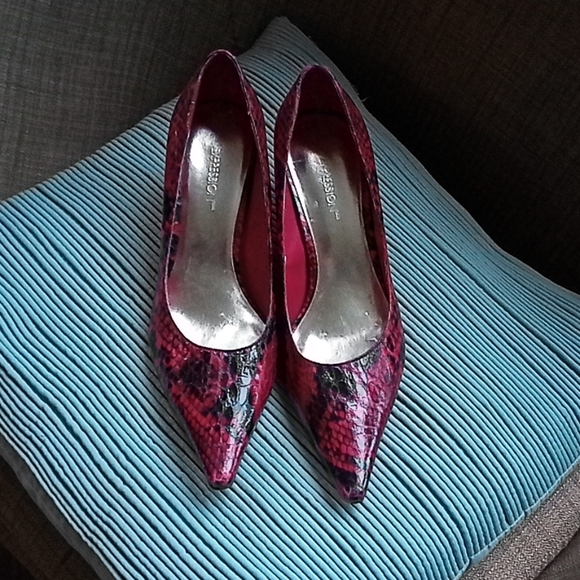 Expression High Heel Shoes